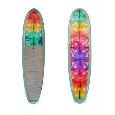 Stand Up Paddle Tie Dye